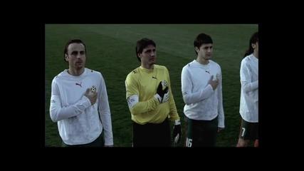Zagorka Химн - Реклама 2006 (спонсор На Националния Отбор По Футбол)