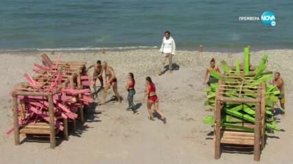Игри на волята: България (16.09.2020) - част 4: Победители и победени! Ето кое племе ще номинира!
