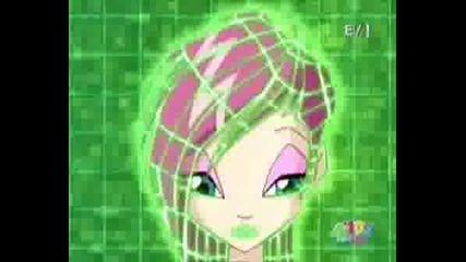 Winx Club Transformation All Enchantix An The Movi Enchantix .wm