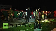 Ukraine: Banda Bassotti rocks Lugansk on eve of Victory Day