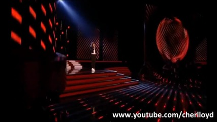 Cher Lloyd sings Nothin' On You by B.o.b ft. Bruno Mars