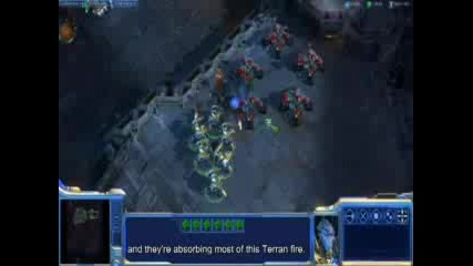 Starcraft 2 - Gameplay - Част 1