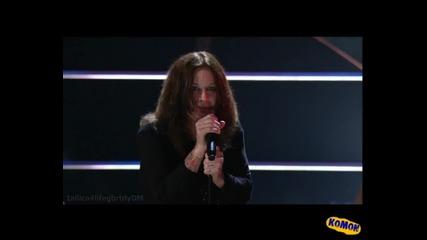 Metallica & Ozzy Osbourne - Iron Man *live*високо качество*