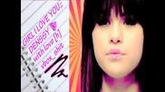 Girl; I L. O. V. E. Y O U [h]
