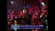 Ерика Адамс (песен на чужд език) - Големите надежди 1/2-финал - 21.05.2014 г.