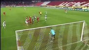 Цска 2:0 Локомотив ( пловдив ) ( 06.12.2014 )