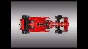 Ferarri F1 - 2008