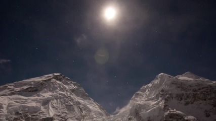 Everest time lapse ..