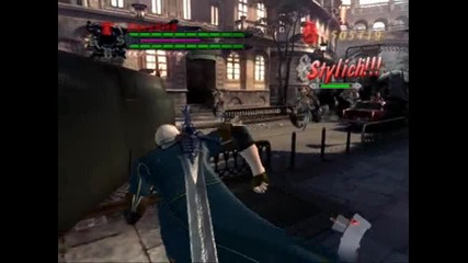 Devil May Cry 4 mission 17 Ldk part 1