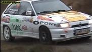 37 Rajd Cieszynska Barborka - Pwinczaszek Jkohut - Opel Astra Gsi