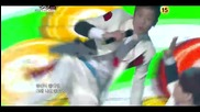 Dalmatian - The Man Opposed ~ Music Bank (25.02.11)