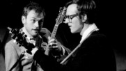 Chris Thile & Michael Daves - Rabbit in the Log (Оfficial video)