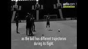 Uefa - Урок По Футбол От Рикардо Куарешма