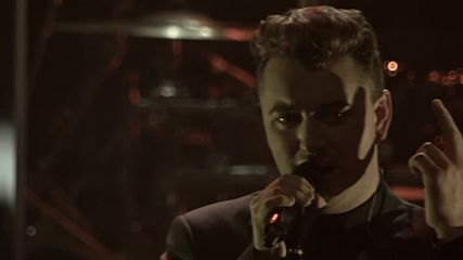 Sam Smith - I'm Not The Only One (VEVO LIFT Live): Brought To You By McDonald's (Оfficial video)