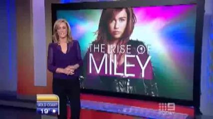 Майли Сайръс за Today Show, Австралия - 19 юни, 2011 г.