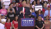 USA: Trump compares United Nations to 'country club' during Jacksonville rally