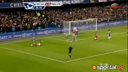 Какъв мач само ! Челси 3-3 Манчестър Юнайтед