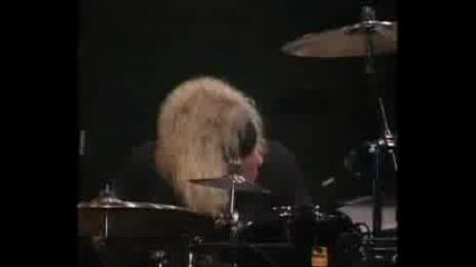 Guns N Roses - Matt Sorum Solo (Tokyo 1992)