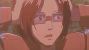Shingeki no Kyojin Q u e e n Hanji - The reason why I smile