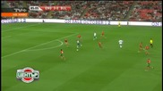 България - Англия 0:4