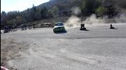 Галин минава на един вятър от гумите на тайм атак Овеч 2012!