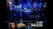 Music Idol 3 - Концерт на застрашените 12.05.09 - Александра Жекова