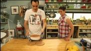 Сладка оризова баница, телешко шкембе по италиански - Бон апети (01.10.2014)
