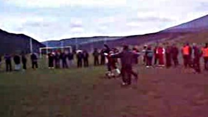 Футболен турнир - Говедарци 2008 г.