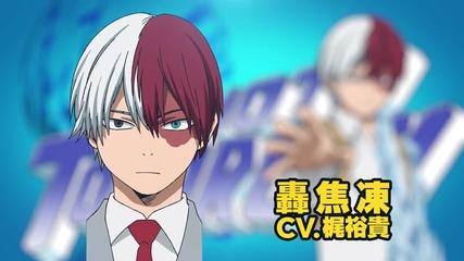My Hero Academia Anime Preview 3