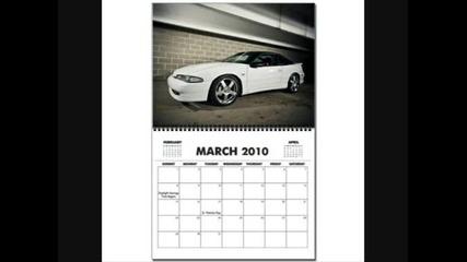 2010 Dsm Tuners Calendar