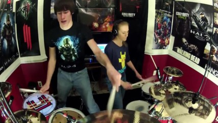 Scream and Shout - Drum Cover - will.i.am ft. Britney Spears by Coop3rdrumm3r