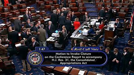 USA: Senate passes border deal to prevent shutdown