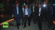Tajikistan: Putin meets fellow CTSO leaders in Dushanbe