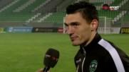 Клаудиу Кешеру: За мен беше чест да нося капитанската лента