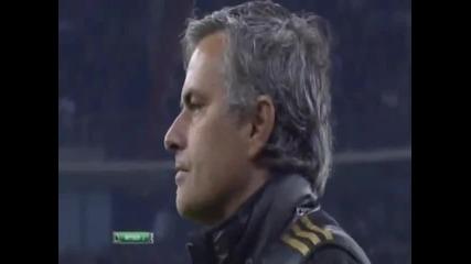 Real Madrid Vs Barcelona 1-2 All Goals Highlights 18 01 2012