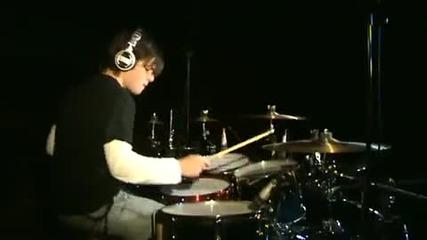 Michael Jackson - Billie Jean (drum Cover)