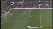 Манчестър Юнайтед - Фулъм - 3:0