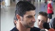 Гонзо: Имаме варианти за нови, португалецът не ни беше на нивото