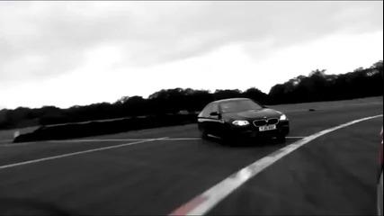 Bmw M5 V8 Turbo F10 Drift 2012