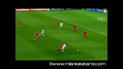 Javier Mascherano By Milankakabaros