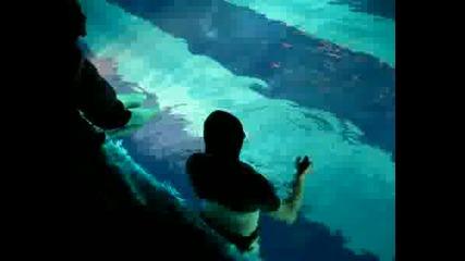 Ленчиту Плува Под Вода 2