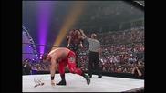 Крис Беноа срещу Ренди Ортън - Лятно Тръшване (2004)