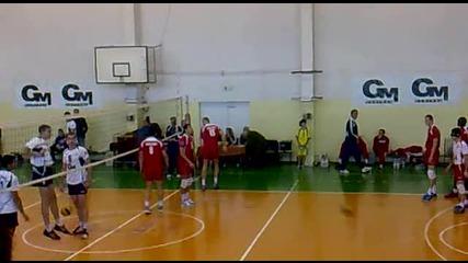 Загревката на Цска (волейбол)