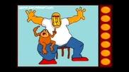 Joe Cartoon - Monkey Looker