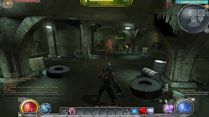 Hellgate London - London 2038 - Evoker gameplay