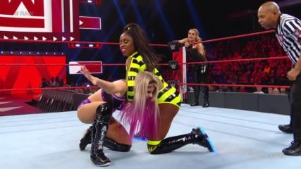 Naomi & Natalya vs. Alexa Bliss & Nikki Cross: Raw, June 24, 2019