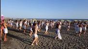 Kizomba - (flashmob Ostia) by Nikolay Ivanov