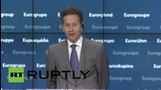 Belgium: Dijsselbloem comments on re-election as President of the Eurogroup