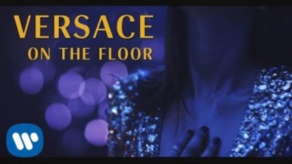 Bruno Mars - Versace On The Floor (Оfficial video)