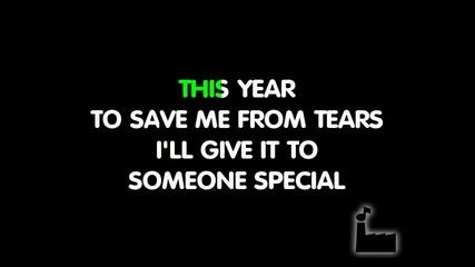 Wham - Last Christmas - Karaoke